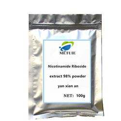 Nicotinamide nucleoside фестиваль блеск riboside экстракт порошок прекрасный эффект в обратном старении снижение риска для диабета.