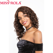 Miss Rola hair Brazilian  Hair Body Wave Human Hair Wigs #2/4 For Black Women Lace  frontal Wig 360 Full With Hair