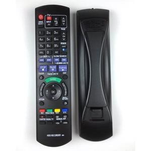 Para Panasonic N2QAYB000618, genuino HDD DVD IR6, grabador, mando a distancia, DMR-HW100, DMR-HW100EBK