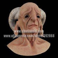 Silicone Movie Mask ALIEN-5 Skinmask Người Ngoài Hành Tinh Cosplay đạo cụ Không độc hại Nhà Máy