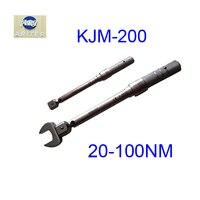 ARITER Preset Replaceable Head Torque Wrench 40 200NM 14*18 KJM 200 Single Head Insert Tools Adjustable Torque Wrench