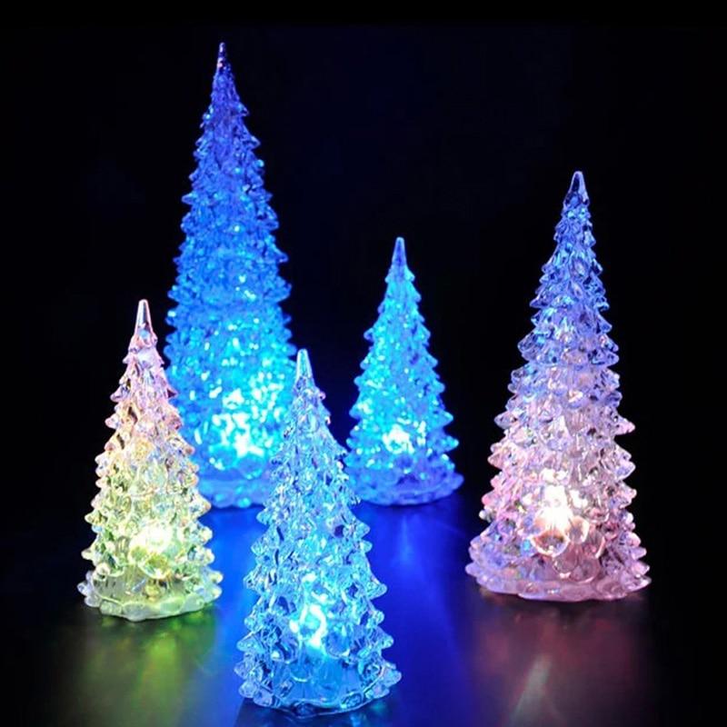 Led Color Changing Christmas Tree Lights