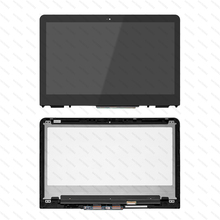 13.3'' FHD LCD Screen Touch Digitizer Assembly for HP Pavilion X360 13-U062na 13-U063na 13-U109na 13-U063na 13-U108na original for hp pavilion x360 13 a010dx 13 3 inch touch screen digitizer sensor replacement parts free shipping