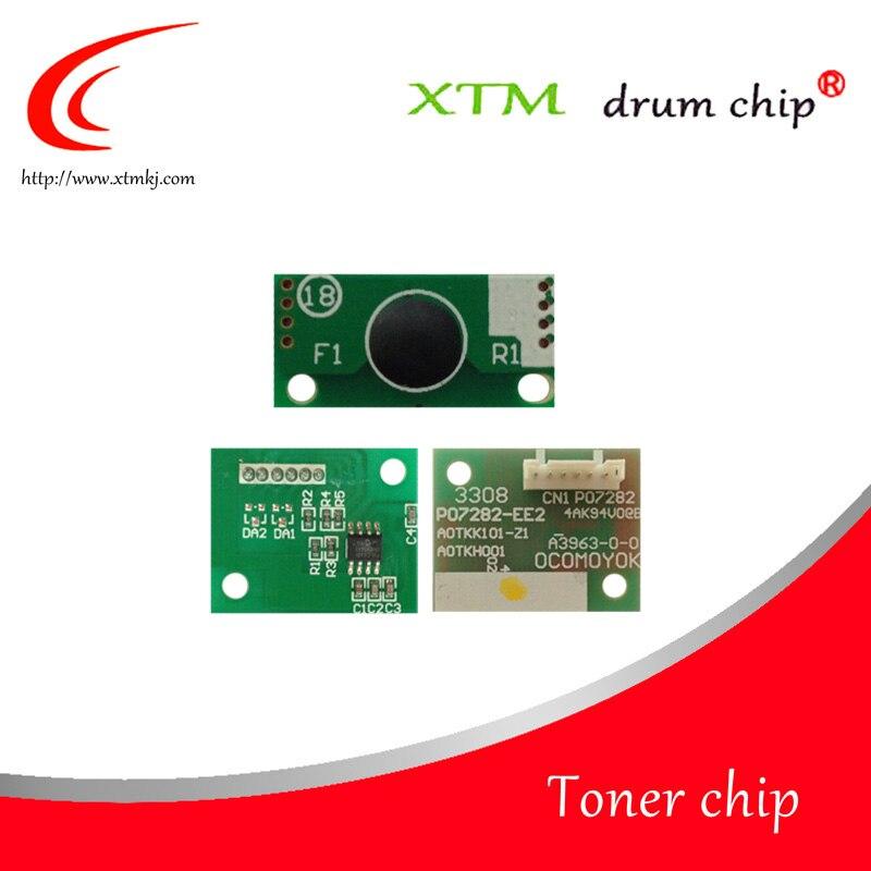 Compatible IU711 IU 711 IU 711 Imaging Drum chip for Konica Minolta Bizhub C654 C754 reset