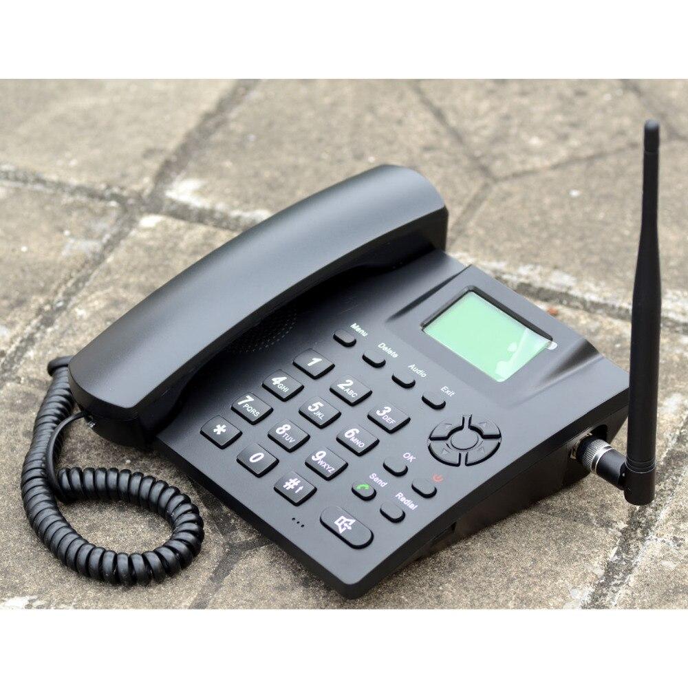 bilder für GSM 850/900/1800/1900 MHZ Fixed wireless Handy-bildschirm abschließbar, unterstützung Russian English Französisch Portugiesisch Thai Arabisch Italienische