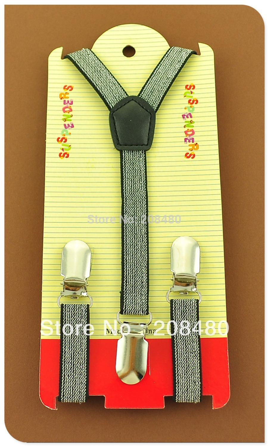 New KIDS Suspenders 1.5cm Wide