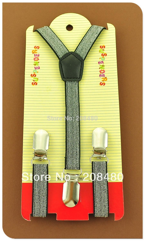 New KIDS Suspenders 1.5cm Wide