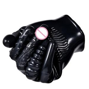 Image 5 - ไฟฟ้าเพศถุงมือ Dildo Vibrators Masturbator สำหรับผู้หญิง Vibrator ของเล่นเพศเร้าอารมณ์สำหรับผู้ใหญ่ G Spot Clitoris Stimulator