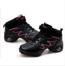 Respirant moderne Unisexe chaussures pour les danses à semelle souple chaussures de remise en forme porter des chaussures brûler les graisses perte de poids minceur wo hommes appartements nouveau