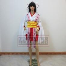 Kamikaze Kaitou Jeanne kusakabi maron Cosplay Costume Custom Made Any Size