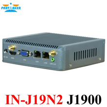 Barebone tablet pc j1900 mini pc dual ethernet usb3.0 поддержка wi-fi 3 г мини quad core nano pc компьютер