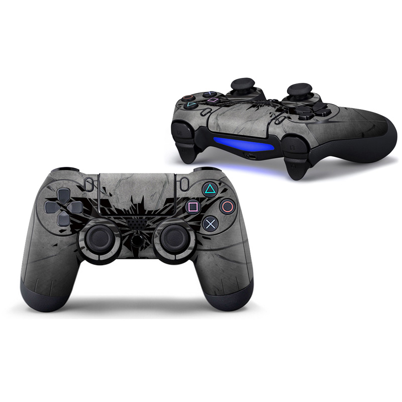 2PCS low price skin sticker for ps4 controller