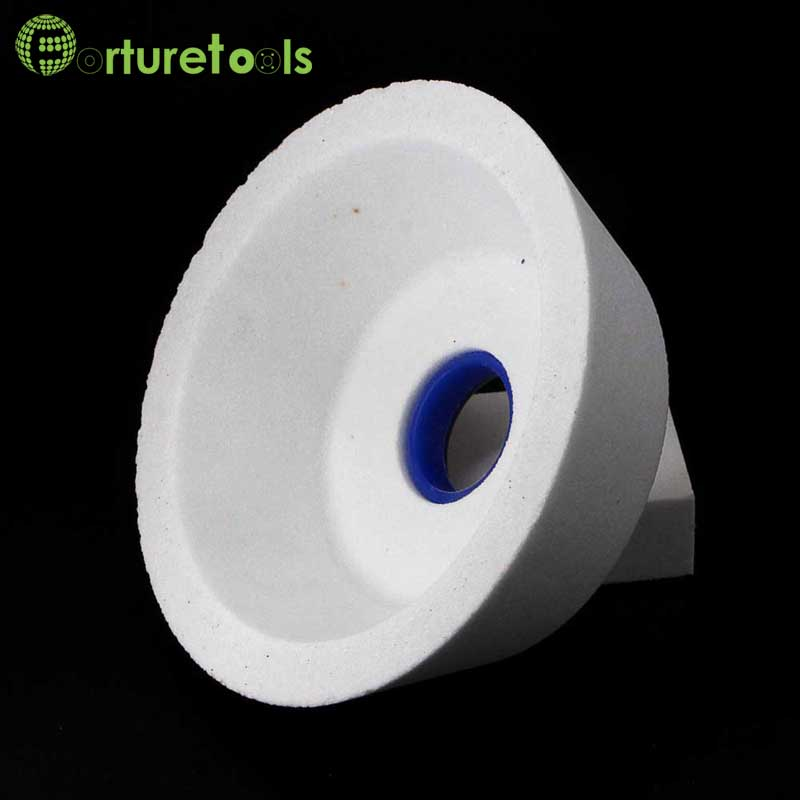 1 piece bowl grinding wheel 3 4 5 6 inch of aluminum oxide and silicon carbide for metal steel knife abrasive grinder PS022