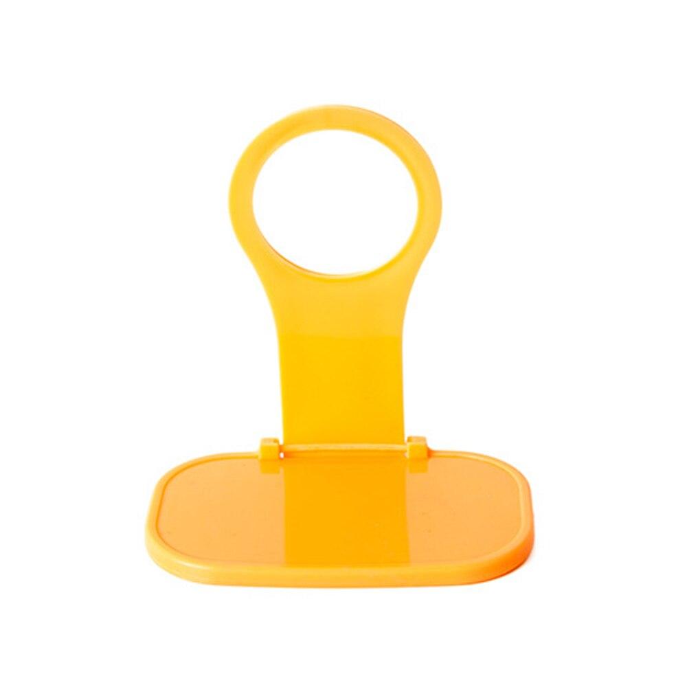 1 шт. складное зарядное устройство адаптер мобильный держатель для телефона во время зарядки Подставка держатель нагрузки висящий случайный цвет держатель полки