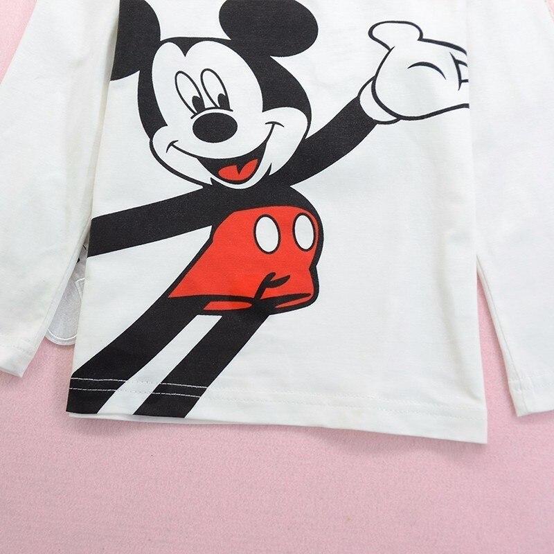 Mickey Baby Boy Clothes Newborn Baby Girl Clothing Set Spring Sports Baby Girl Clothing Set Roupas Bebe Cotton Children Clothing 5