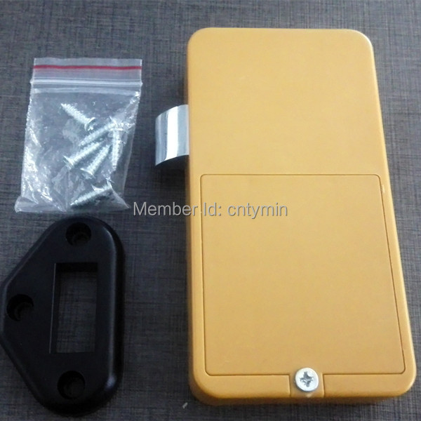 IC Card Digital Hidden Rfid Cabinet Lock In Locks From Home Improvement On  Aliexpress.com | Alibaba Group