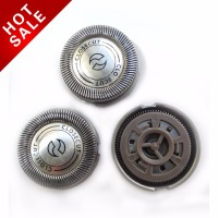3pcs Replacement Shaver Head For HQ56 HQ55 HQ4 HQ3 Reflex Plus HQ6843 HQ300 HQ64 HQ916 CloseCut