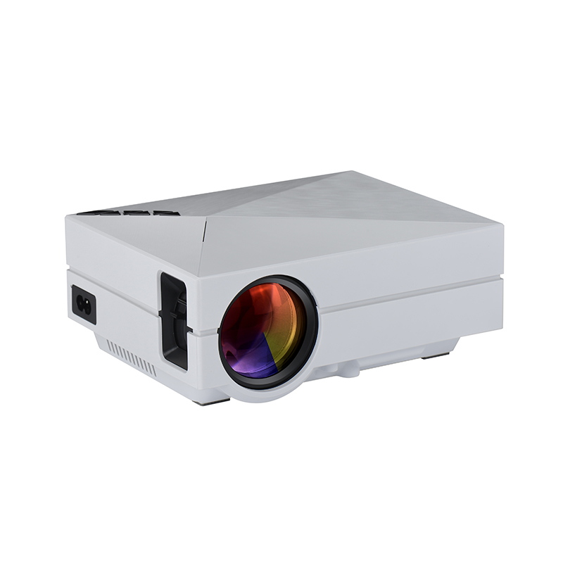 GM60 Projector Original Pocket GM60 Mini LCD Projector 1000Lm 800x480 Pixels 1080P HD Proyector For Home OUTDOOR Theater Cinema