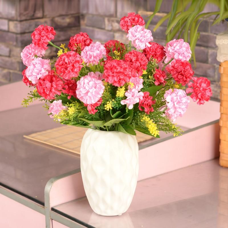 5 Tete De La Maison Decoree Avec Flash Boule Fleur Salon Salle De
