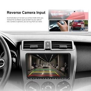 Image 5 - Podofo Radio samochodowe z androidem 9 2GB/1GB nawigacja GPS 2din Autoradio WIFI Bluetooth Stereo uniwersalny odtwarzacz multimedialny do VW Golf