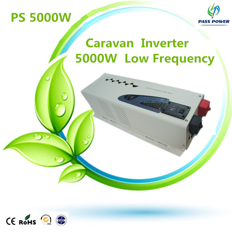High Performance DC to AC Inverter 5000W Low Frequency Caravan Inverter 5000WHigh Performance DC to AC Inverter 5000W Low Frequency Caravan Inverter 5000W