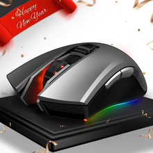 HEXGEARS Gaming Mouse Computer 5000DPI Mause RGB Backlight USB Ergonomic Fast Game Mouse Mice PC Souris 1000Hz Wired Mouse Gamer