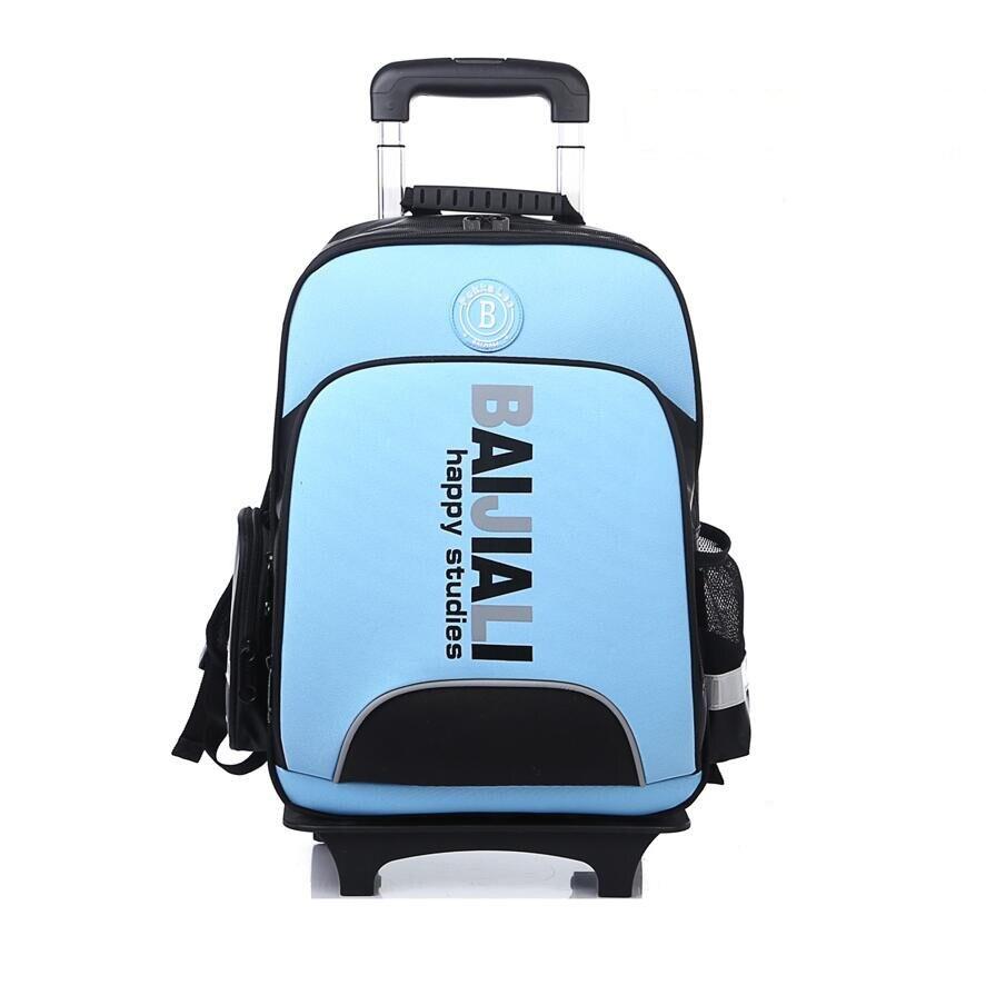 Здесь продается   school backpacks with wheels children school bags for girls kids travel trolley bag schoolbag wheeled book bag girl gift  Камера и Сумки