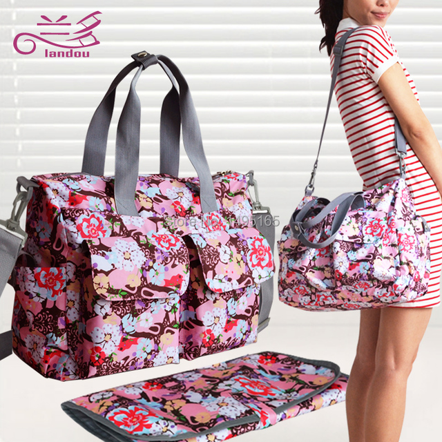 Free Shipping New Design Baby Diaper Bags For Mom Travel Ny Handbags Bebe Organizer Stroller