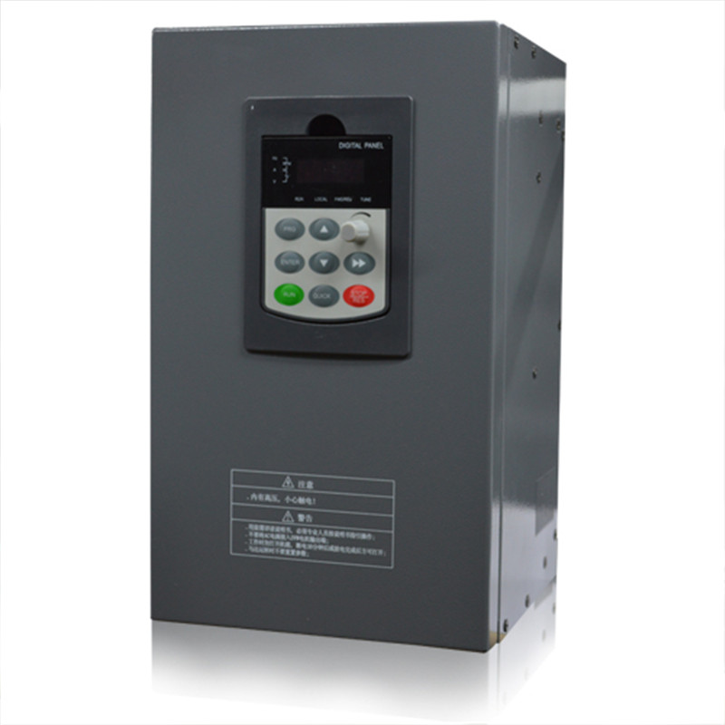 4kw 5HP 300hz general VFD inverter frequency converter 1PHASE 220VAC input 3phase 0-220V output 17A new original converter vfd004m21a single phase 1phase 220v 0 4kw 0 5hp 0 1 400hz delta