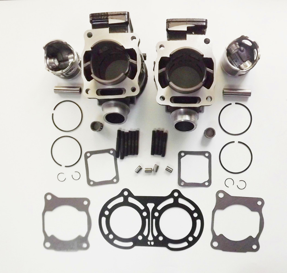 hight resolution of new for yamaha banshee 350 standard bore cylinder piston gasket kit 1987 2006 2gu 11321 00 00 2gu113210000 in carburetor from automobiles motorcycles on