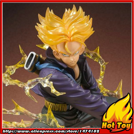 купить 100% Original BANDAI Tamashii Nations Figuarts ZERO Collection Figure - Super Saiyan Trunks from