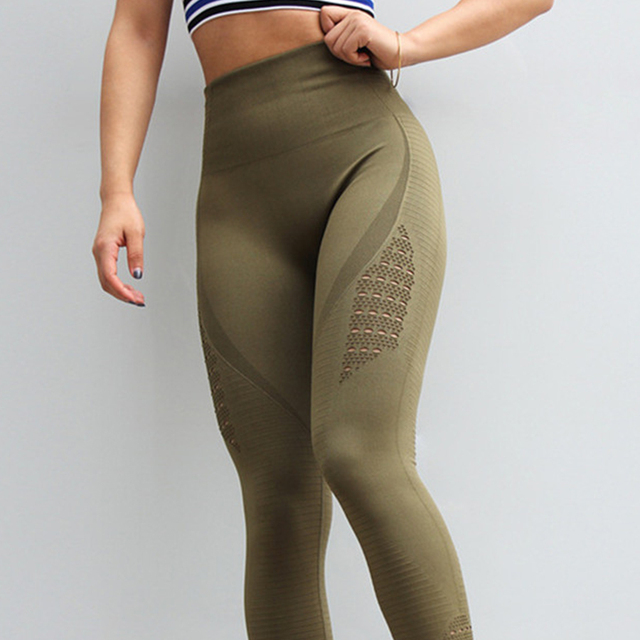 Leggins Sport Women Fitness Seamless Leggings For Sportswear Tights Woman Gym Legging High Waist Yoga Pants Women's Sports Wear