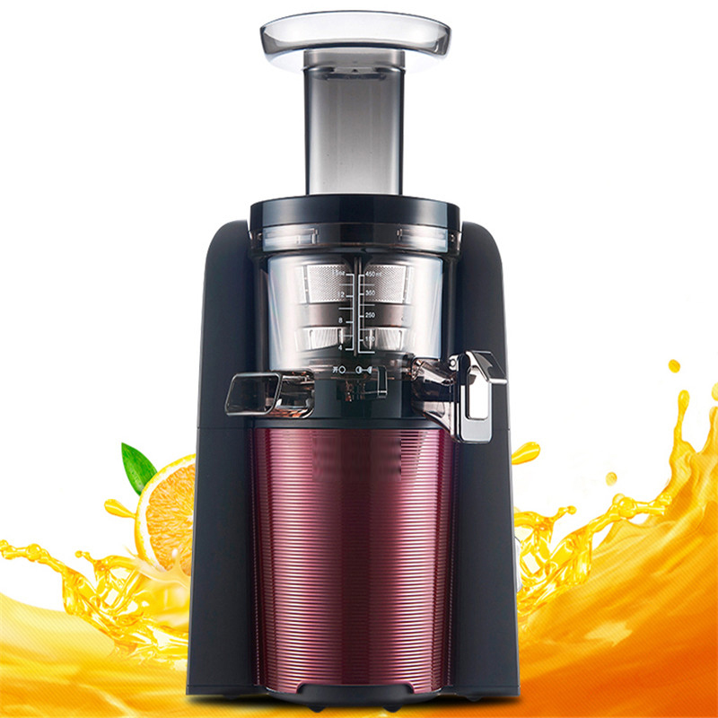 New hurom Slow Juicer HUE21WN Fruits Vegetable Low Speed Juice extractor make ice cream juicer new hurom slow juicer hue21wn fruits vegetable low speed juice extractor make ice cream juicer