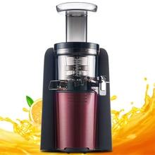ФОТО new hurom slow juicer hue21wn fruits vegetable low speed juice extractor make ice cream juicer