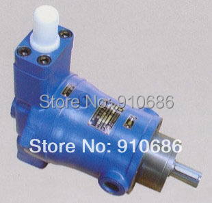 Hydraulic pump 80YCY14-1B pressure compensation axial plunger pump piston pump cnc machining plunger piston pin part
