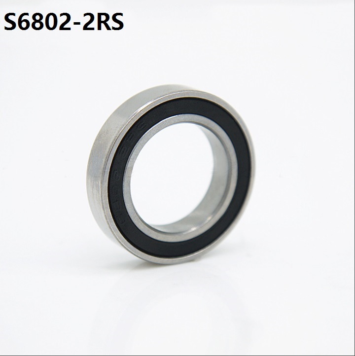 ABEC-5 440c CERAMIC Stainless Steel Bearing S6900-2RS 10 PCS 10x22x6 mm