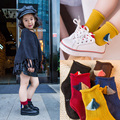 New Fashion Baby cute colorful curling terry cloth socks winter ankle socks 5 colors