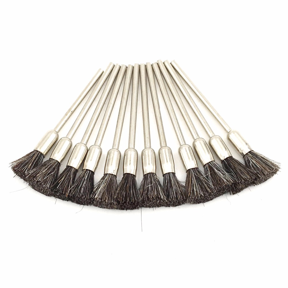 Wheel Brush Bristle 100pcs