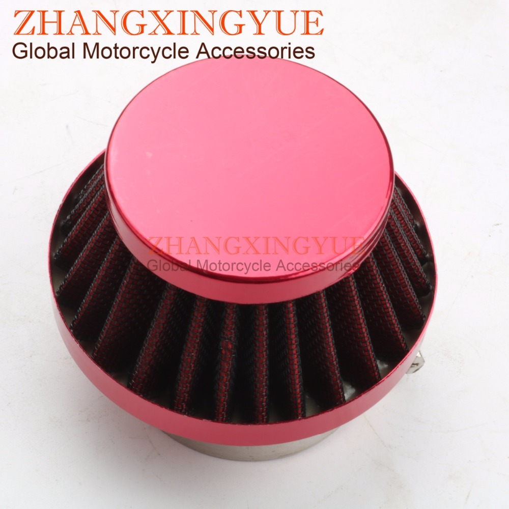 28mm 32mm 35mm 38mm ATV Kart Scooter High performance modified air filter