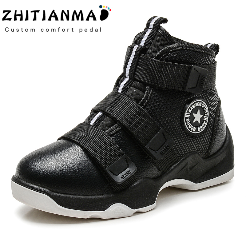 New Sell Well Winter Martin Boots Children Genuine Leather Kids Style Shoes Warm Keep Boys Snow Boots Sports Shoes 8809