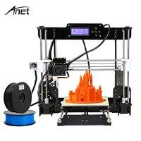 Updated Anet A8 3d Printer Diy Large Printing Size Precision Reprap Prusa I3 DIY 3D Printer