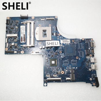 SHELI For HP 17-J Series Motherboard 736482-501 736482-001 6050A2563801-MB-A02