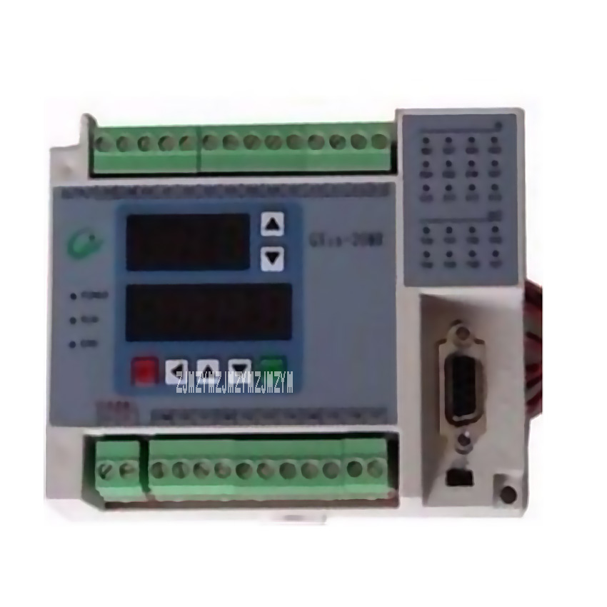 New Arrival GX1S 20MR 12in 8 Relays Out Programmable Logic Mini Controller 20MR-2AD-2DA High-brightness LED Digital Tube DisplayNew Arrival GX1S 20MR 12in 8 Relays Out Programmable Logic Mini Controller 20MR-2AD-2DA High-brightness LED Digital Tube Display