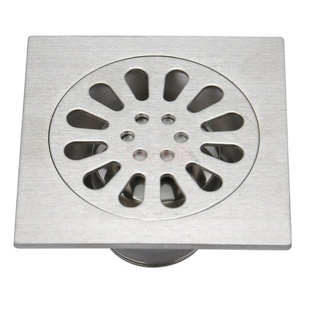 Drains Floor Drain Linear Shower Floor Drains Bathroom Shower Drain Cover Stainless Steel Sus304 Kitchen Filter Strainer Drainer