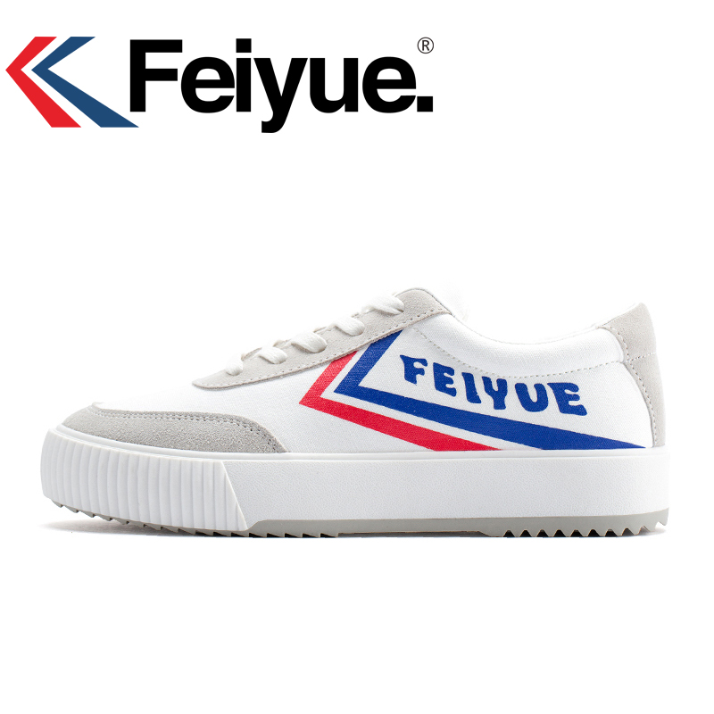 Keyconceot New Feiyue  Thick Bottom Increased  Shoes Sneakers Martial Temple Popular And Comfortable Shoes