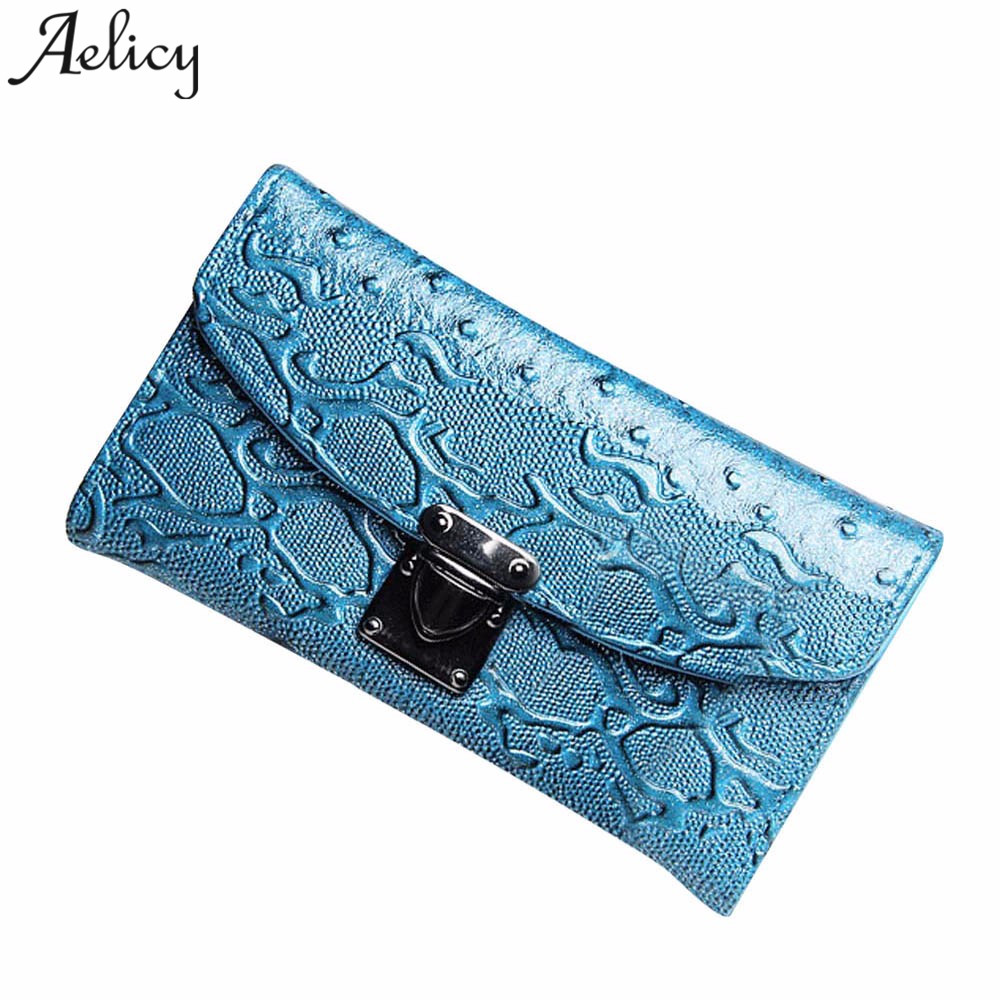 Aelicy S Wallet Simple Coin Purse Long Women Lady Card Holders Bag Dropshipping