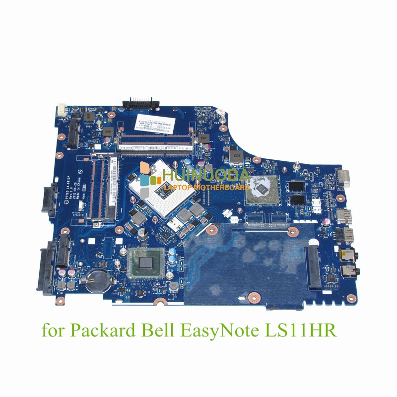 LA-6911P MBBYP02001 MB.BYP02.001 For Packard Bell EasyNote LS11HR For acer aspire 7750 laptop motherboard HM65 ATI HD 6470M 31pe2mb0070 motherboard for packard bell easynote mh36 da0pe2mb6c0