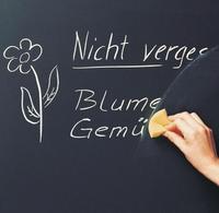 Wholsales 45 x 200 CM extraíble Blackboard pegatina vinilo pizarra etiqueta de la pared con 5 tizas libres