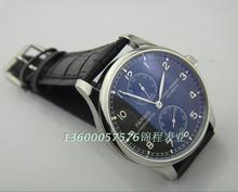 black dial 43mm PARNIS energy shows that automatic mechanical men's watch casual watch MEN JEWELRY