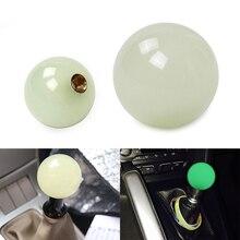 auto parts Car modification manual gear block personality luminous head hair light ball rod wave stick